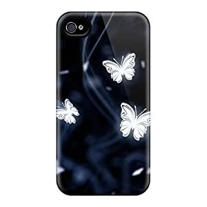 Rosesea Custom Personalized Cases Covers For Iphone 6plus Strong Protect Cases - Butterfly Design
