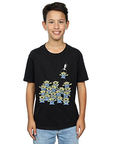 Disney Boys Toy Story The Claw T-Shirt 9-11 Years Black