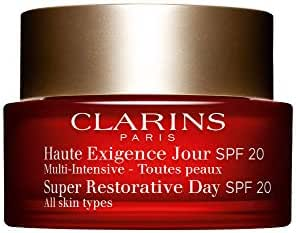Clarins Super Restorative Day Cream SPF 20, 1.7 Ounce
