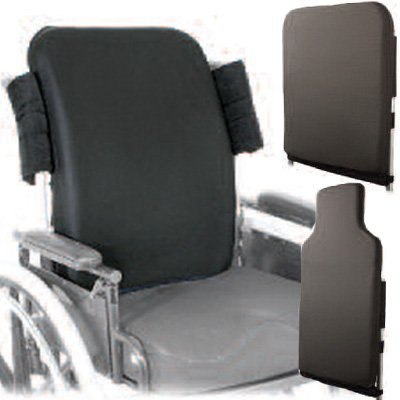 Incrediback Moldable Reclining Back System. – Standard 21″H, Moldable, Wheelchair Size 16″ (41cm) Review