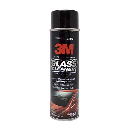 3M 08888 Glass Cleaner 19 Oz (Best Auto Window Tint Brand)