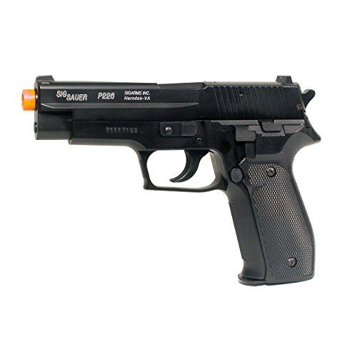 Sig Sauer P226 Metal Slide Airsoft Pistol
