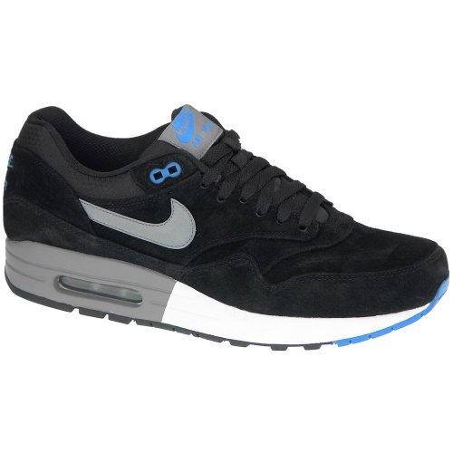Photo Cool Air Blue Premium Schwarz Nero 1 Grey Black Nike Max Sneaker 4UYx88