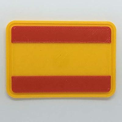 Parche Parche Logo Flexible Impreso 3D, cucibile, Adhesiva ...