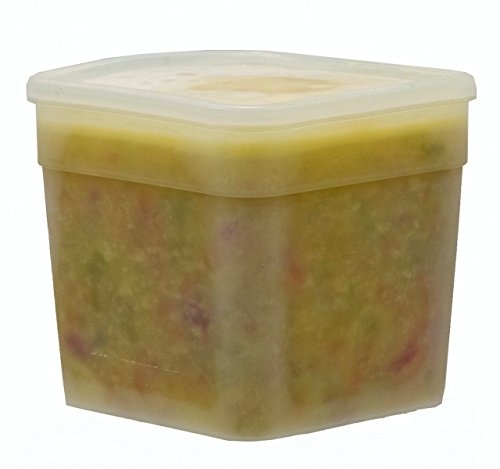 Dutch Freeze Extra Heavy Duty Freezer Containers (Pack of 10) (Quart Size)
