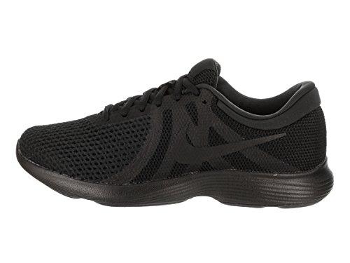 NIKE 4 Black Black Sneaker Revolution Women's 00wvqRr
