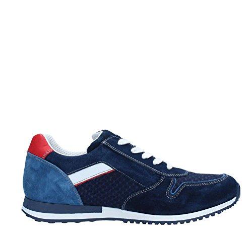 Nero Giardini P800371U Sneakers Uomo Blu notte
