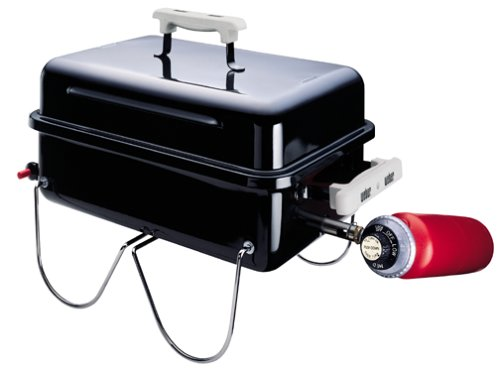 Weber 1520 Propane Gas Go-Anywhere Grill - Top best gift for your dad this christmas