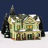 Department 56 Snow Village Stick Style House