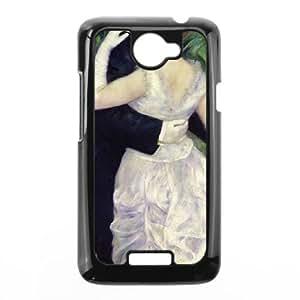 HTC One X Cell Phone Case Black Dance in the City V3K4ER