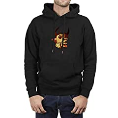 Mawan Mastodon-classic-Design- hoodie heavy sweatshirt Pill-resistant fabric hoodies
