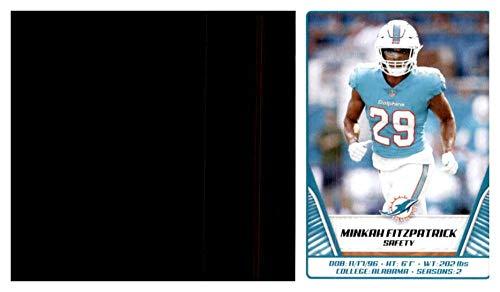 quality design a4011 64d6b Amazon.com: 2019 Panini NFL Stickers #60 Minkah Fitzpatrick ...