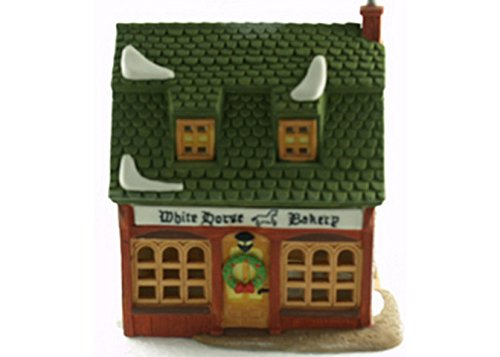 Heritage Village Collection, Dickens Village Series: ''White Horse Bakery'' by Department 56