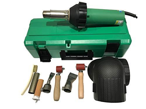 Plastic Welder Gun/Heat Gun/Hot Air Gun And Accessories Vinyl Floor Hot Air Welding Kit Hot Air Equipment (welding tool set) by RONGTER (Image #2)