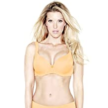 Fit Fully Yours (B1002) Smooth Molded Sweetheart Underwire Bra