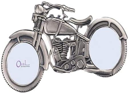 Burton /& Burton All American Motorcycle Photo//Picture Frame For Motorcycle Enthusiast