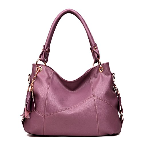 Bolso al para Taro Sabarry Purple hombro mujer Tvwdvfq