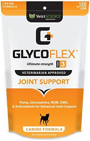 Dog Medication & Health Supplies: VetriScience GlycoFlex