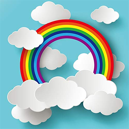 Top 10 best rainbow backdrop for birthday party baby: Which is the best one in 2019?