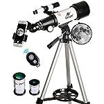 Gskyer Telescope 70mm – Astronomical Refractor Telescope with German Technology