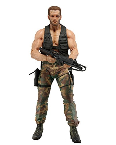"NECA - Predator - 7"" Scale Action Figure 30th Anniversary, used for sale  Delivered anywhere in Canada"