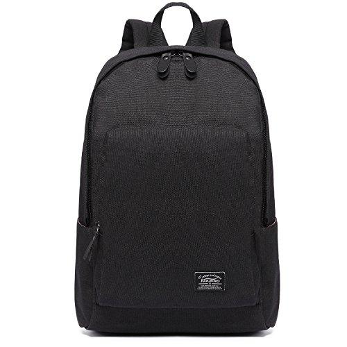 (Stylish School Bookbag Kaukko College Student Laptop Backpacks fit 14
