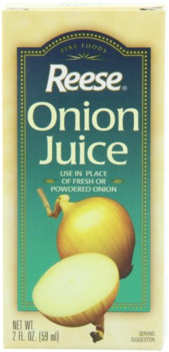Reese Onion Juice, 2-Ounce Bottles (Pack of 12)