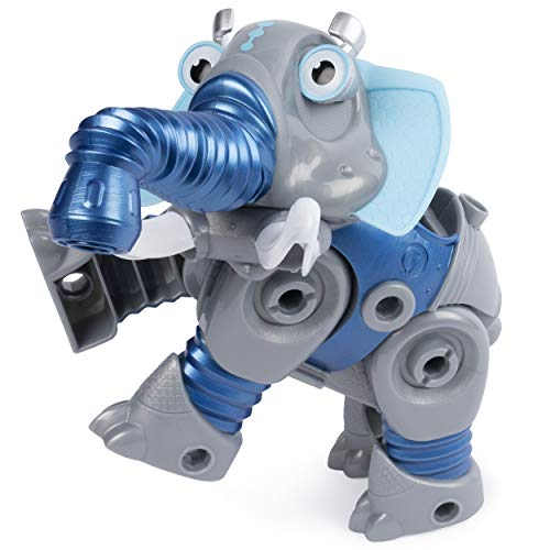 Rusty Rivets, Elephantbot Building Kit, for Ages 3 and Up