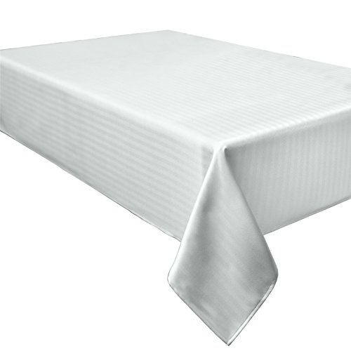 Tablecloth Rectangle 60x120'' Table Cloth Cover SpillProof f