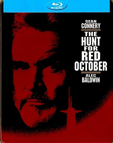 The Hunt For The Red October: Metalpak