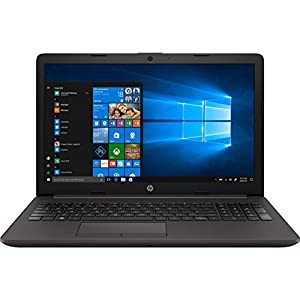 HP 250 G7 10th Gen Intel Core i5 Processor 15.6-inch Laptop (8GB/1TB HDD/DOS/2GB NVIDIA GeForce MX110 Graphics/Black), (1S5G0PA)