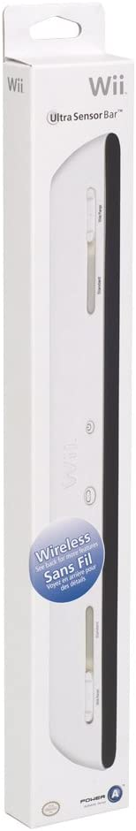 Amazon. Com: official nintendo wii wireless ultra sensor bar with.
