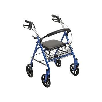 Amazon.com: fg10257bl1ea – Durable – Andador de 4 ruedas con ...