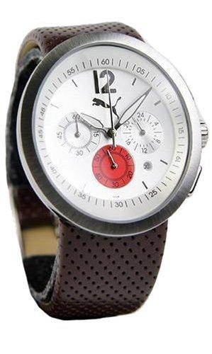 Puma Brown Watch - PUMA Men's PU112P2B0028.016 Sport Watch