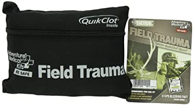 Adventure Medical Kits Tactical Field Trauma Kit with QuikClot by Adventure Medical Kits