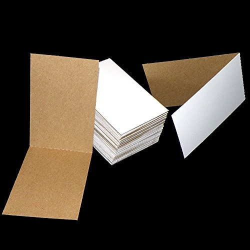 500 Cardboard Sleeves Folded Flat Vending 3