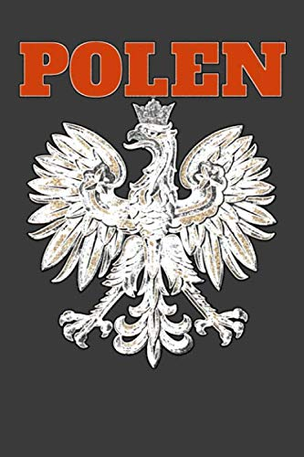 Polen: The German Polish Lined Notebook