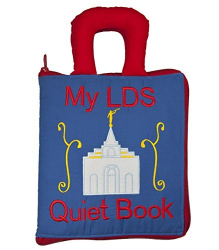 Image of My LDS Quiet Book by My Growing Season