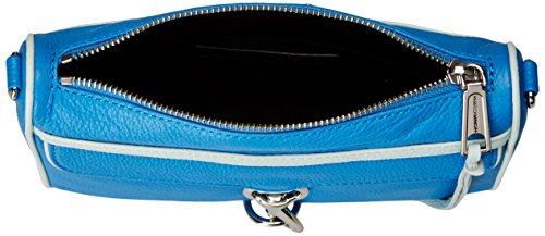 Rebecca with Trim Royal Light Mint Cross Mini Body Minkoff Bright Mac Contrast aAxHrawnR