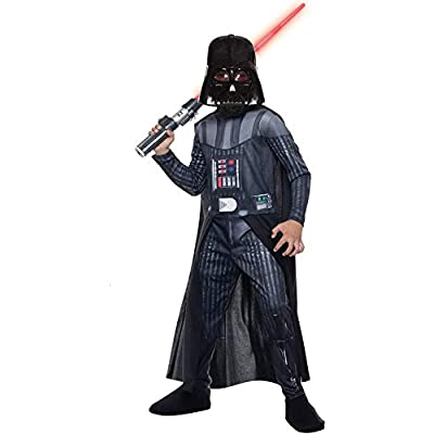 Rubie's Costume Star Wars Classic Darth Vader Child Costume, Small: Toys & Games