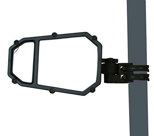 ATV Tek UTVMIR-ES2 Elite UTV Deluxe Side Mirror with Dual Breakaway and (Deluxe Door Mount Mirror)