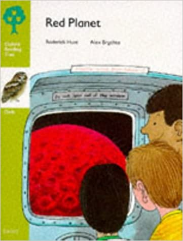 Oxford Reading Tree: Stage 7: Owls Storybooks: Red Planet