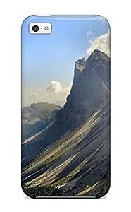 Fashionable QFAiOAw20818hsVQw ipod touch5 Case Cover For Mountain Landscape Protective Case