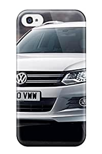 Premium Iphone 4/4s Case Protective Skin High Quality For Volkswagen Tiguan 4