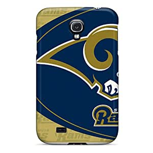 ErleneRobinson Samsung Galaxy S4 Scratch Protection Mobile Cover Customized Lifelike St. Louis Rams Pictures [woq5666SjZh]