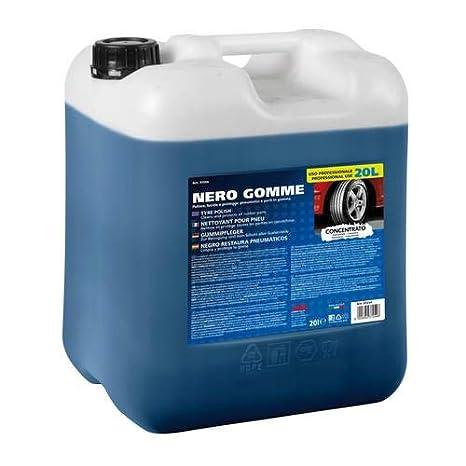 Nero Gomme Professionale.Lampa 37254 Nero Gomme 20 Litri Concentra To Uso