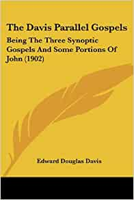 a review of the three synoptic gospels Three views on the origins of the synoptic gospels features a presentation/response format in which evangelical scholars provide analysis and interpretation of the issues at stake in advocating a two-/four-source view, a two-gospel view or an independence view of the synoptic origins.