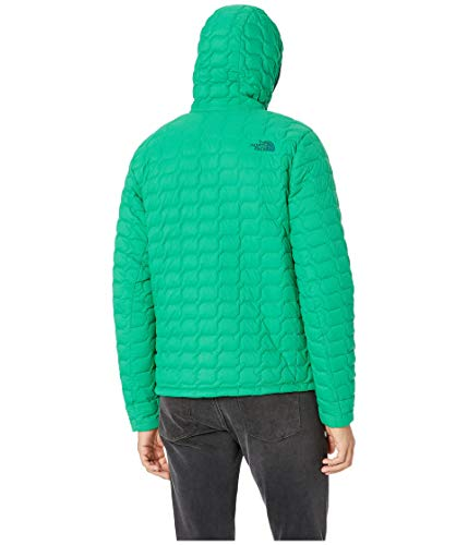 aa499cb43 SHOPUS | The North Face Men's Thermoball Hoodie Primary Green ...