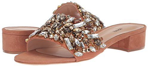 Pictures of SCHUTZ Women's Victoria Slide Sandal Toasted S2018000600003 4