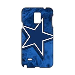 Blue star 3D Phone For Ipod Touch 5 Case Cover